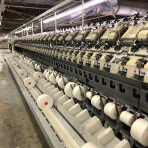 Yarn Manufacturing & Prep
