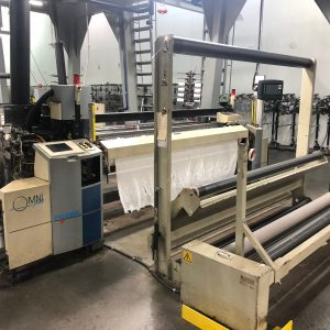 Weave Manufacturing & Prep